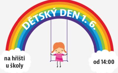 Dětský den 1.6. od 14:00