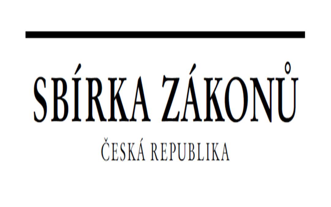 Sbírka zákonů s přijatými krizovými opatřeními z 27.3.2020